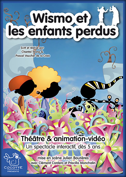 Affiche du spectacle Wismo